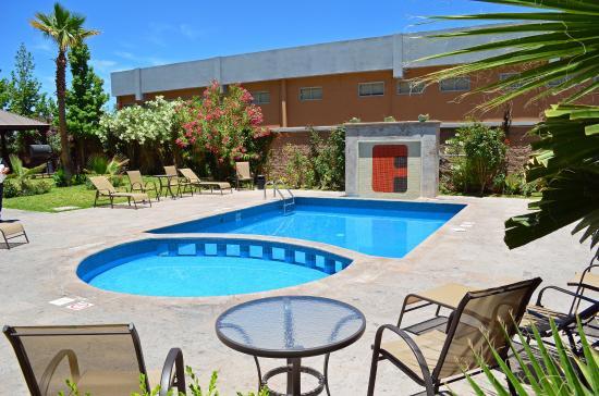 Fiesta Inn Nogales: Pool