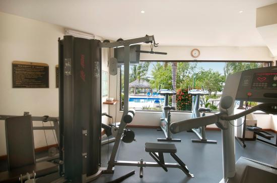 Fiesta Inn Tampico: Gym