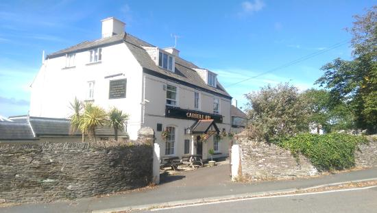 Front of the Carbeile Inn