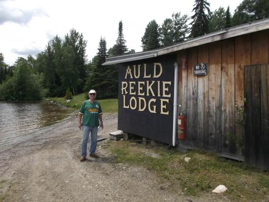 Auld Reekie Lodge: Fish Cleaning Hut