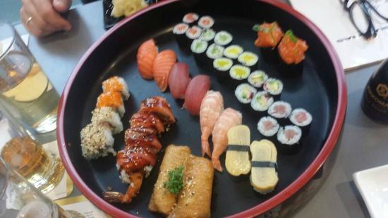 Buddhas bar+sushi Grill