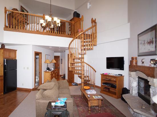 Elkhorn Lodge: Zimmeransicht