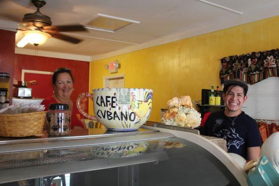 The Cafe  Southard St Key West Fl