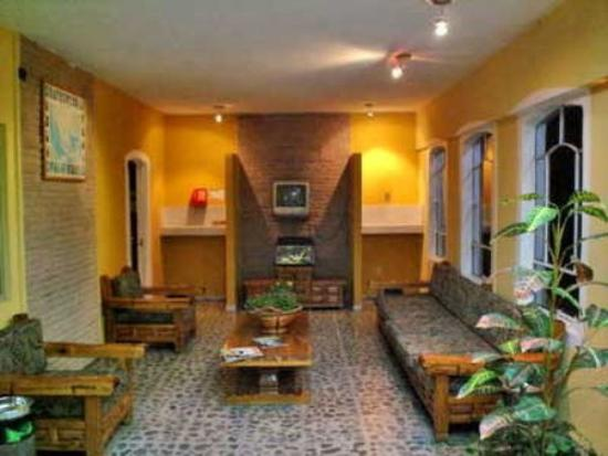 Hotel San Luis: Lobby