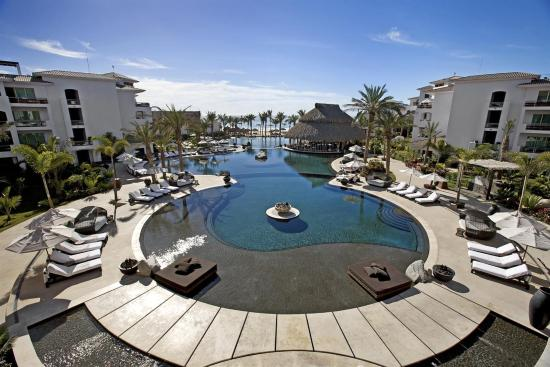 Cabo Azul Resort: Pool view