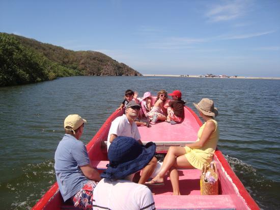 Quemaro, Mexico: River Ride
