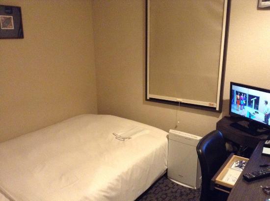 Keikyu EX Inn Shinbaba: ベッド