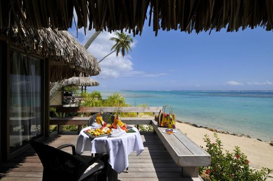 InterContinental Resort & Spa Moorea: Beach Bungalow