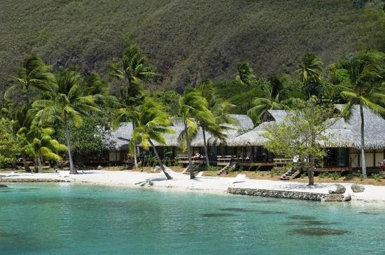 InterContinental Moorea Resort & Spa: Beach Bungalow