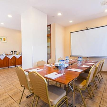 Qubus Hotel Gliwice: Metting Room