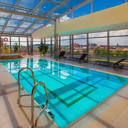 Qubus Hotel Krakow: Recreation