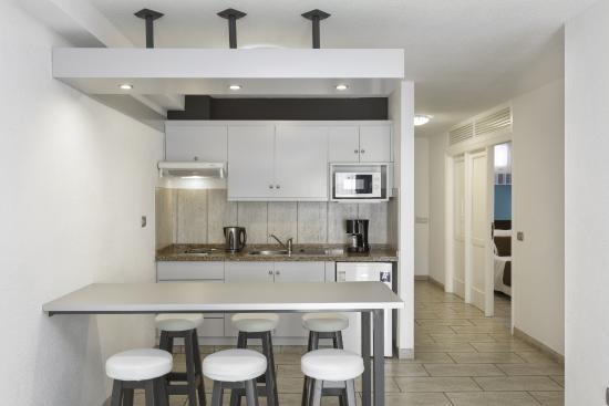 Dragos Del Sur: Cocina Apartamentos