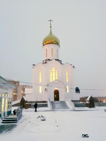 Diocesan Monastery in Honor of the Holy New Martyrs of Russia