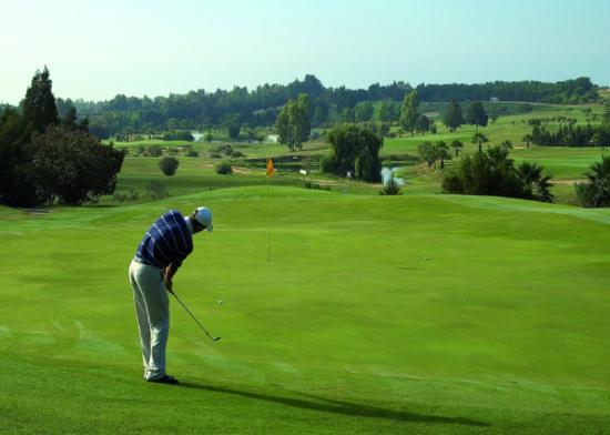 SENTIDO Le Sultan: Golf