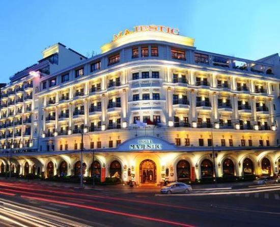 โรงแรมเมเจสติค ไซกอน