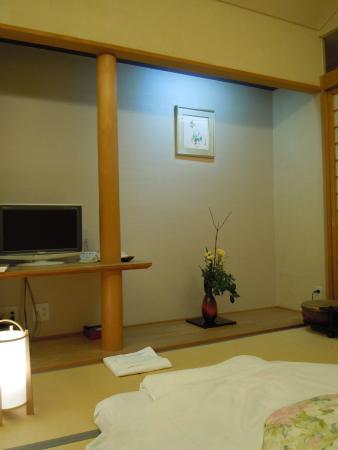 Kansuitei Kozeniya: お部屋