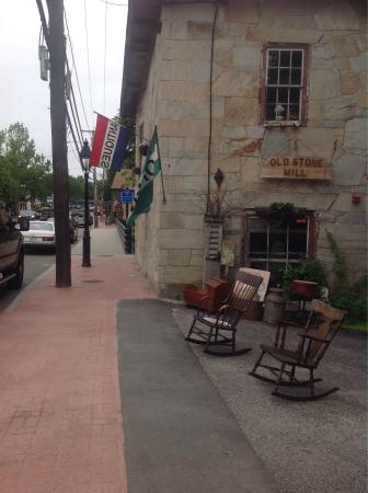 Old Stone Mill Antiques and Treasures
