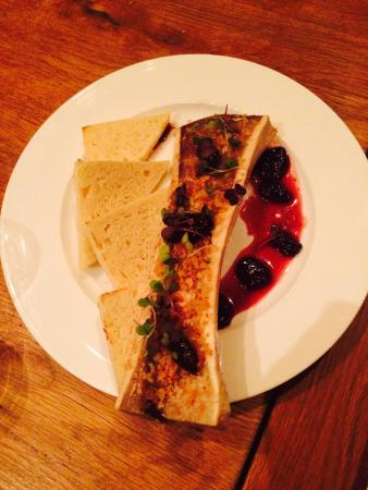 Corkbuzz: Bone marrow
