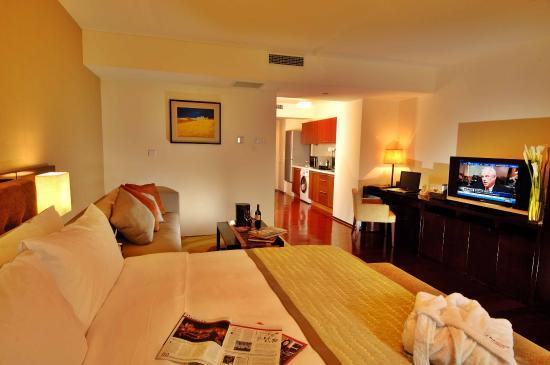Oak Chateau Beijing: Guest Room