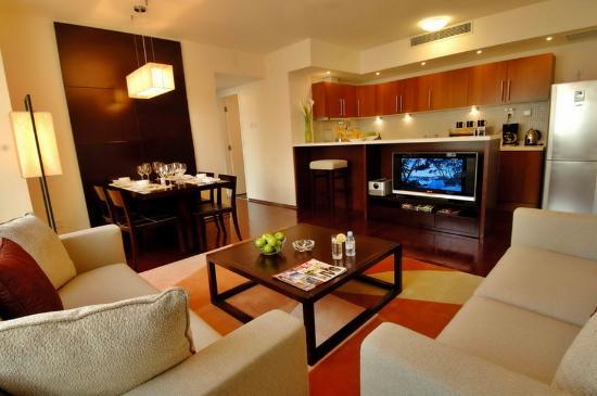 Oak Chateau Beijing: Two Bedroom