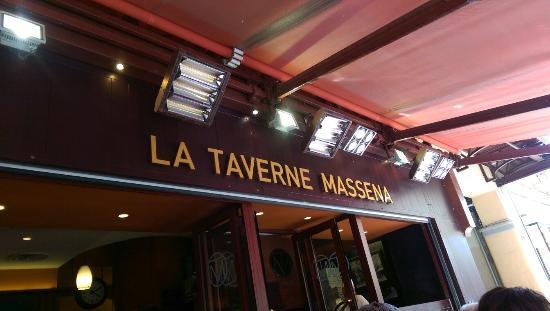 Restaurant la Teverne de Massena