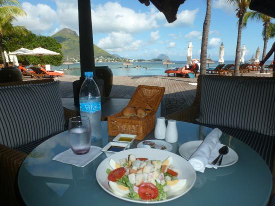 Sands Suites Resort & Spa: déjeuner