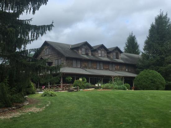 High Hampton Inn & Country Club: High Hampton, Cashiers, NC