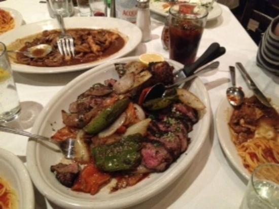 Carmine's Italian Restaurant - Washington D.C.: Steak Contidina