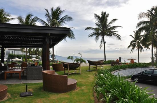 The Ocean Villas : pool