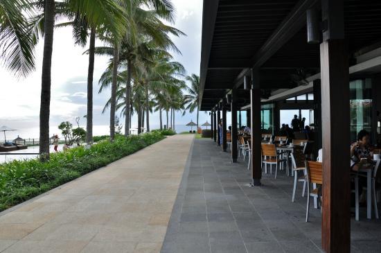 The Ocean Villas : dinning