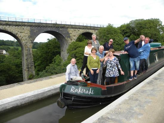 Buxworth, UK : Whaley Bridge to Romiley June 2015