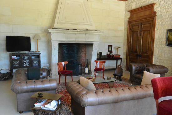 Foussignac, Francia: Chateau de Brillac