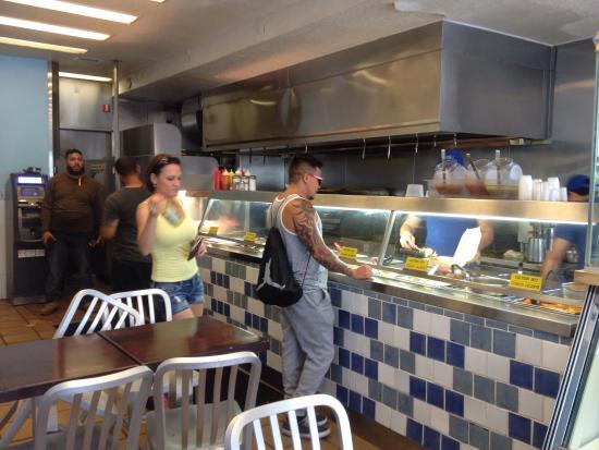 Las Olas Cafe Inside Of