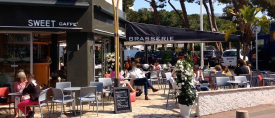 Sweet Caffe : Sweet Caffé terrasse