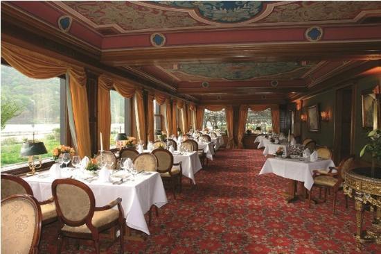 Krone Assmannshausen: Restaurant