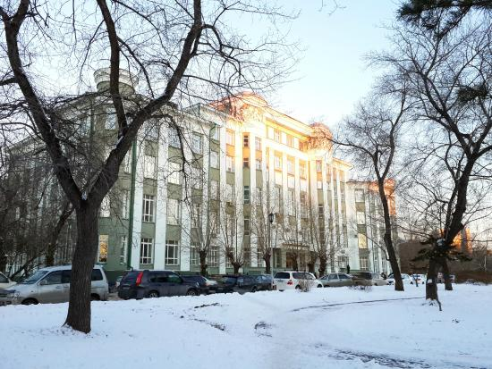 Novosibirsk State Academy of Water Transport