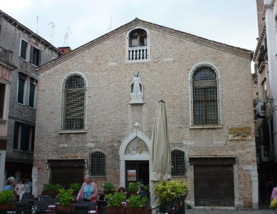 Photo of Historic Site Scoletta dei Calegheri at Campo S. Toma, 2857, Venice 30125, Italy