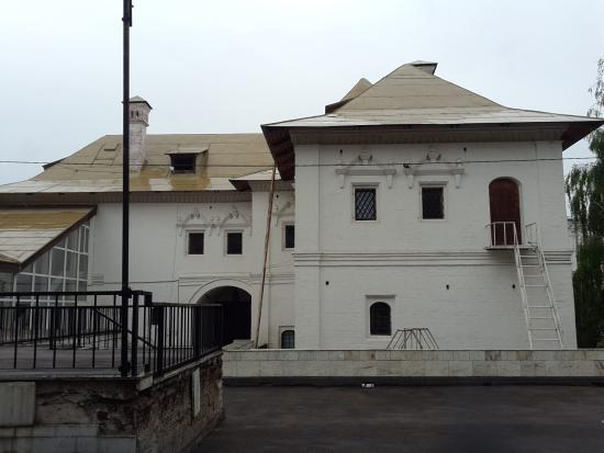 Белые палаты