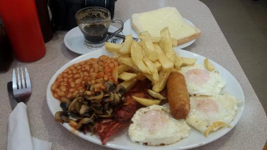 Dovorian Restaurant: English Breakfast