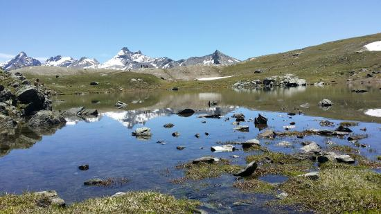 Ceresole Reale, Italy: Colle del Nivoulet
