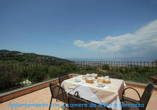 Residence L'Incanto: Two bedroom apartment with Terrace