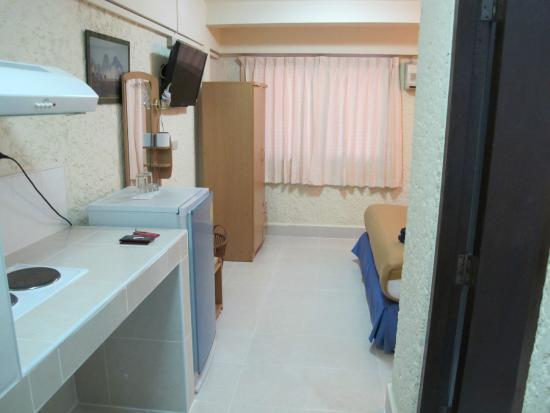 Jasmine Hotel Pattaya: Номер