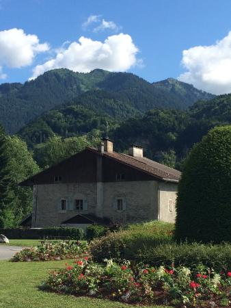 Chalet Giffre in beautiful Samoens