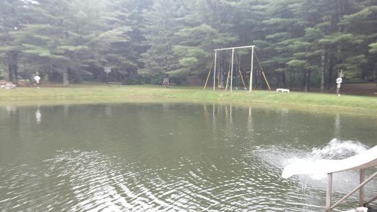 Lake o the woods nudist camp