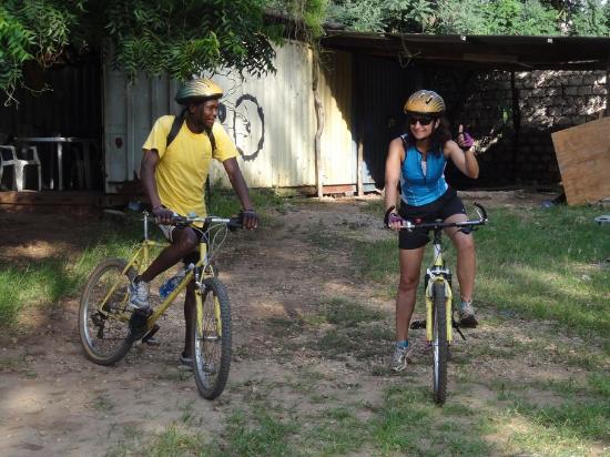 Bike the Coast: Mountain bikes provided