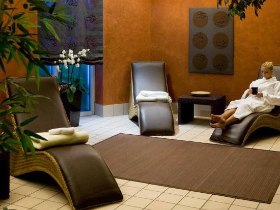 Arcadia Grand Hotel Dortmund: Spa