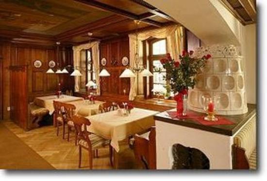 Brauerei-Gasthof Hotel Post: Restaurant