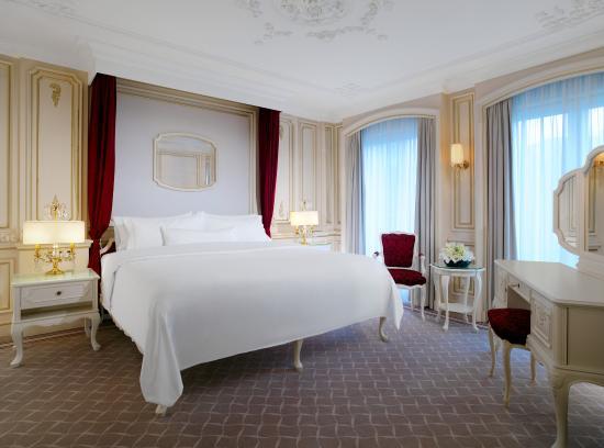 The Westin Grand Berlin: Suite Sanssouci