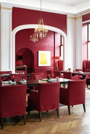 Savoy Hotel Berlin: Savoy Berlin Restaurant Weinrot