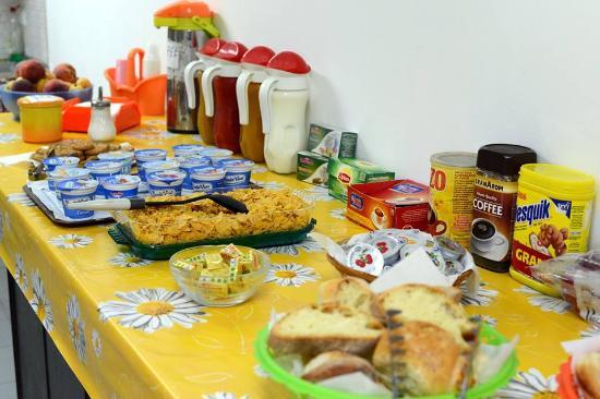 Gianni House : Yummy Breakfast